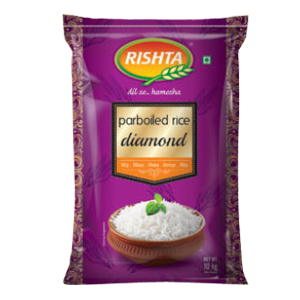 Rishta Parboiled Rice Diamond